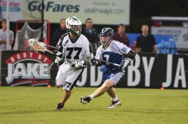 MLL Rosters Full Of Tiger Alums