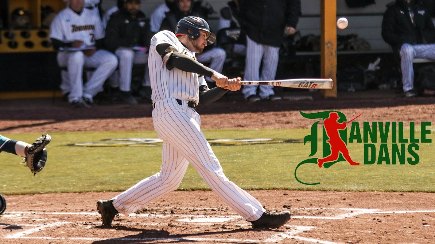 Powers Selected As Prospect League All Star Towson University Athletics